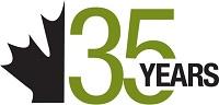 iv3 35 years logo 2